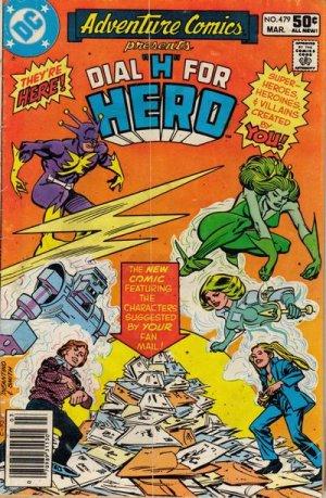 Adventure Comics # 479