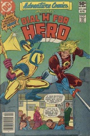Adventure Comics # 480