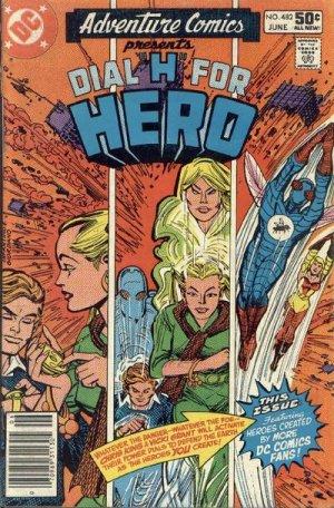 Adventure Comics # 482