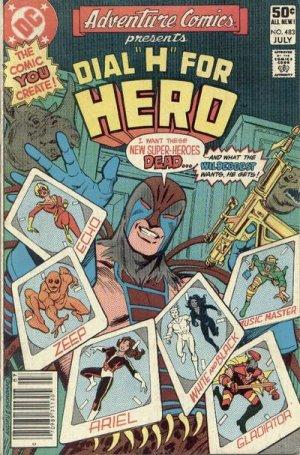 Adventure Comics # 483