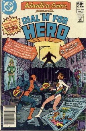 Adventure Comics # 484