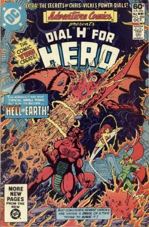 Adventure Comics # 486