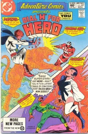 Adventure Comics # 487