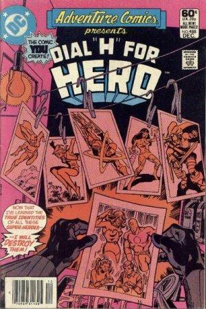 Adventure Comics # 488