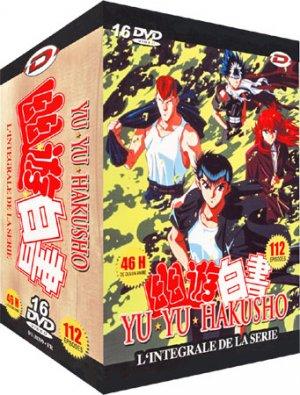 YuYu Hakusho édition INTEGRALE  -  VO/VF