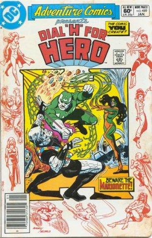 Adventure Comics # 489