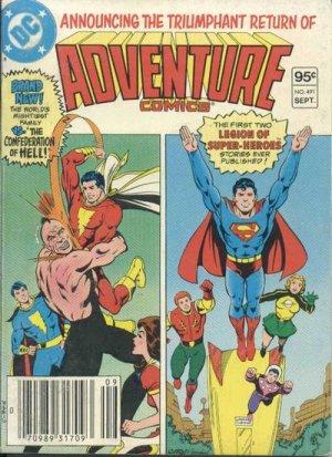 Adventure Comics # 491