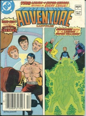 Adventure Comics # 494