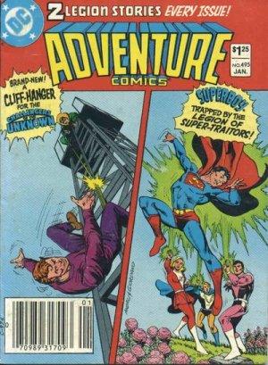 Adventure Comics # 495