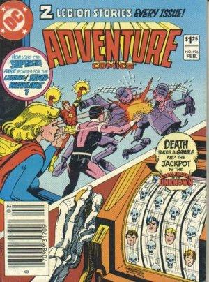 Adventure Comics # 496