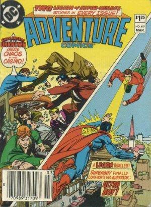Adventure Comics # 497