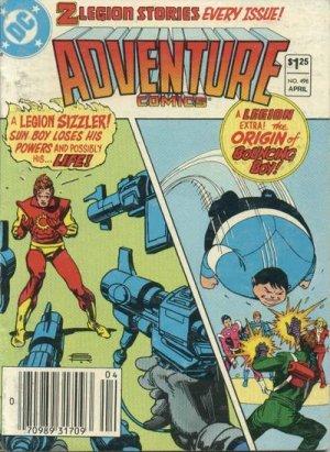 Adventure Comics # 498