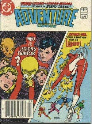 Adventure Comics # 499