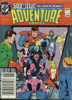Adventure Comics # 500