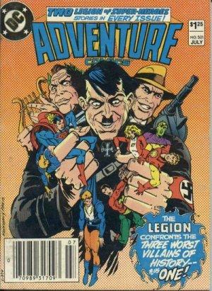 Adventure Comics # 501