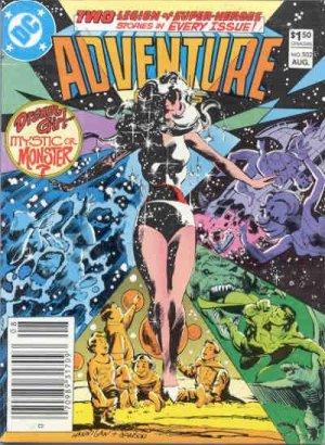 Adventure Comics # 502