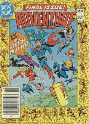 Adventure Comics # 503