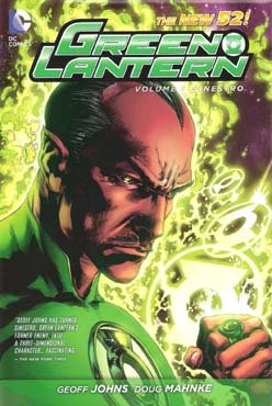 Green Lantern édition TPB hardcover (cartonnée) - Issues V5