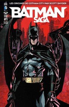 Batman Saga Hors-Série T.1