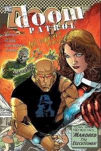 The Doom Patrol édition TPB softcover (souple) - Issues V5 (2010 - 2011)