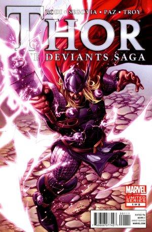 Thor - La saga des Déviants édition Issues
