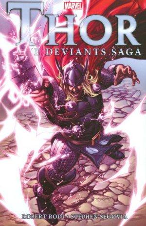 Thor - La saga des Déviants édition TPB softcover (souple)