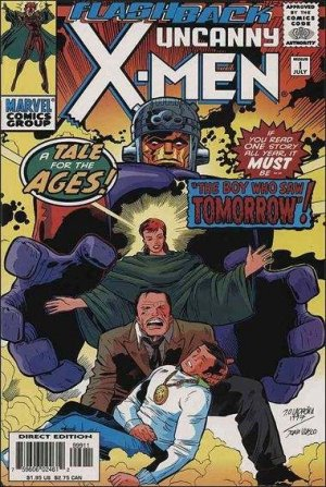 Uncanny X-Men # -1