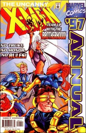 Uncanny X-Men édition Issues V1 - Annuals (1970 - 2001)