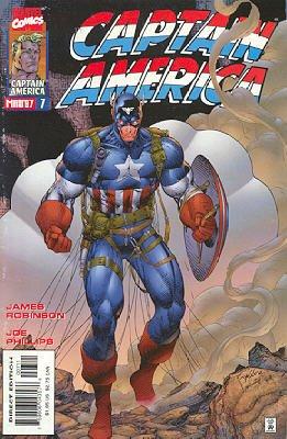 Captain America T.7