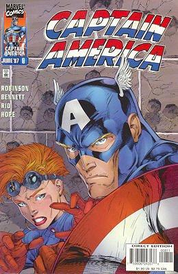 Captain America T.8