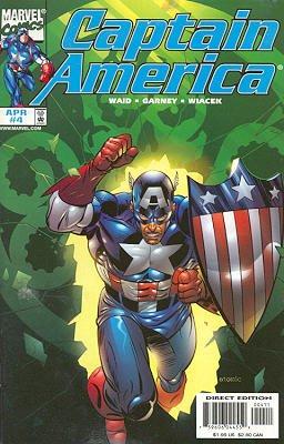 Captain America T.4