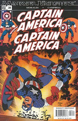 Captain America T.28