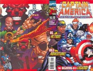 Captain America - La Sentinelle de la Liberté T.1