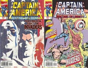 Captain America - La Sentinelle de la Liberté T.2