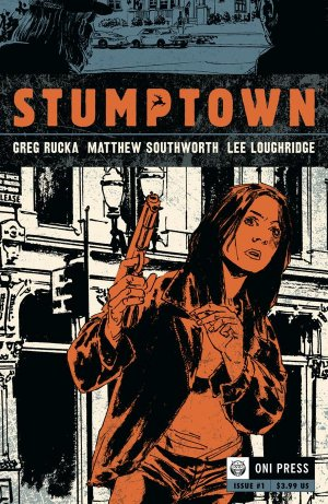 Stumptown édition Issues