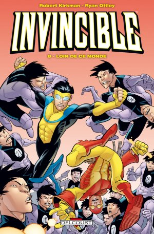 Invincible # 8