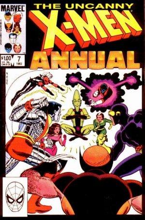 Uncanny X-Men # 7 Issues V1 - Annuals (1970 - 2001)