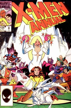 Uncanny X-Men # 8 Issues V1 - Annuals (1970 - 2001)