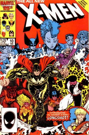 Uncanny X-Men # 10 Issues V1 - Annuals (1970 - 2001)
