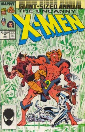 Uncanny X-Men # 11 Issues V1 - Annuals (1970 - 2001)