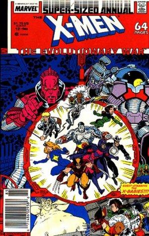 Uncanny X-Men 12 - Resurrection !