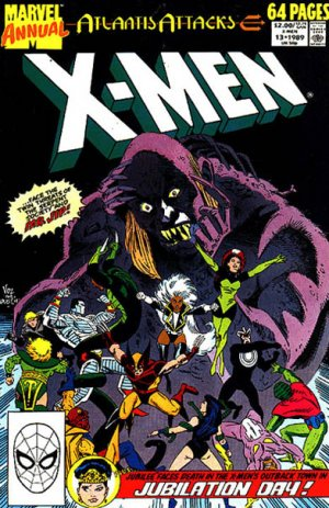 Uncanny X-Men # 13 Issues V1 - Annuals (1970 - 2001)