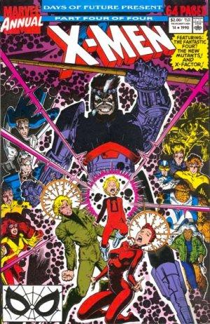 Uncanny X-Men # 14 Issues V1 - Annuals (1970 - 2001)