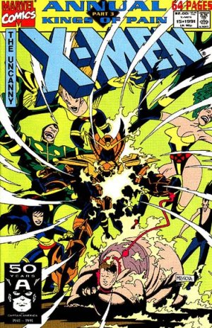 Uncanny X-Men # 15 Issues V1 - Annuals (1970 - 2001)
