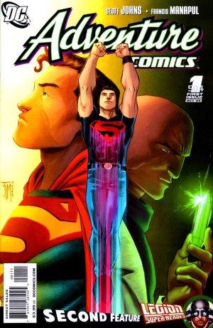 Adventure Comics édition Issues V3 (2009 à 2010)