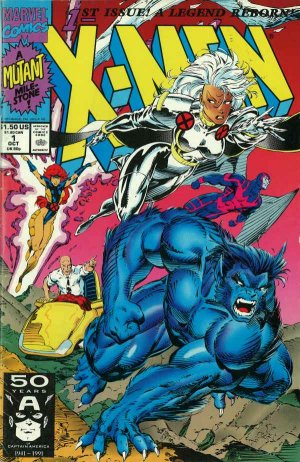 X-Men édition Issues V1 (1991 - 2001)