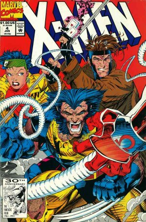 X-Men # 4 Issues V1 (1991 - 2001)