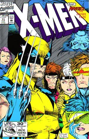 X-Men # 11 Issues V1 (1991 - 2001)