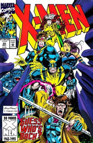 X-Men # 20 Issues V1 (1991 - 2001)