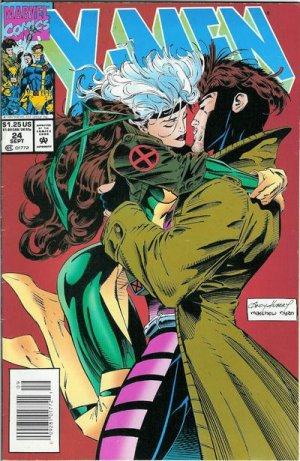 X-Men # 24 Issues V1 (1991 - 2001)
